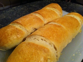 Old-Fashioned French Bread